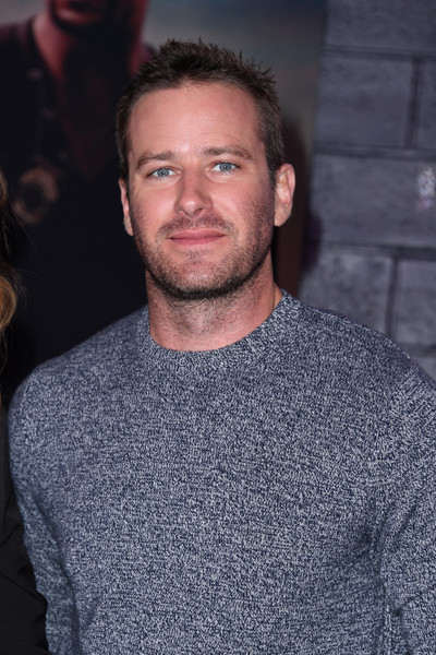 """Premiere Of Columbia Pictures' """"Bad Boys For Life"""" - Arrivals [bad boys for life,hair,face,facial hair,beard,hairstyle,chin,neck,moustache,jaw,premiere,arrivals,armie hammer,california,hollywood,tcl chinese theatre,columbia pictures,premiere,premiere,armie hammer,on the basis of sex,actor,photograph,go campaign,television,theatre,image,elizabeth chambers]"""