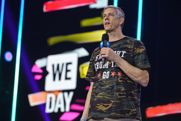 Arne Duncan Ciara, Martin Luther King III, Jordan Smith, Paula Abdul, Nico & Vinz And J.R. Martinez Come Together At WE Day Illinois To Celebrate The Power Young People Have To Change The World
