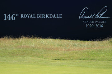 Arnold Palmer 146th Open Championship - Previews