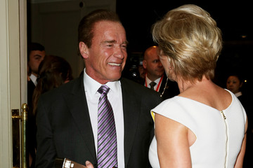 Arnold Schwarzenegger Jameson Empire Awards 2014 Press Room
