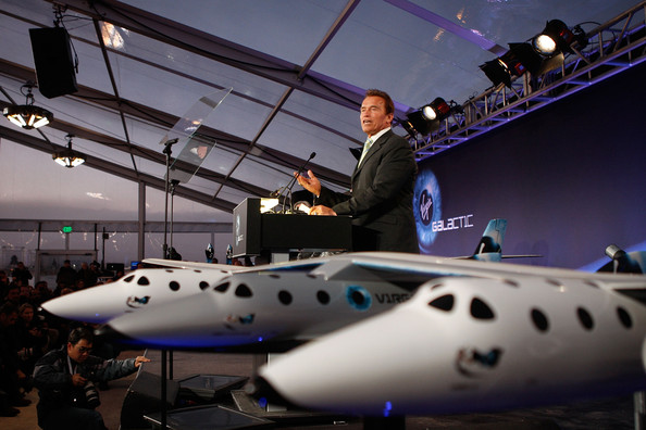 Virgin Galactic's SpaceShipTwo, First Commercial Spacecraft, Unveiled In CA []