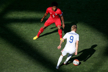 Aron Johannsson Panama v United States: Third Place - 2015 CONCACAF Gold Cup
