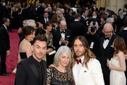 Jared Leto and Constance Leto Photos Photo
