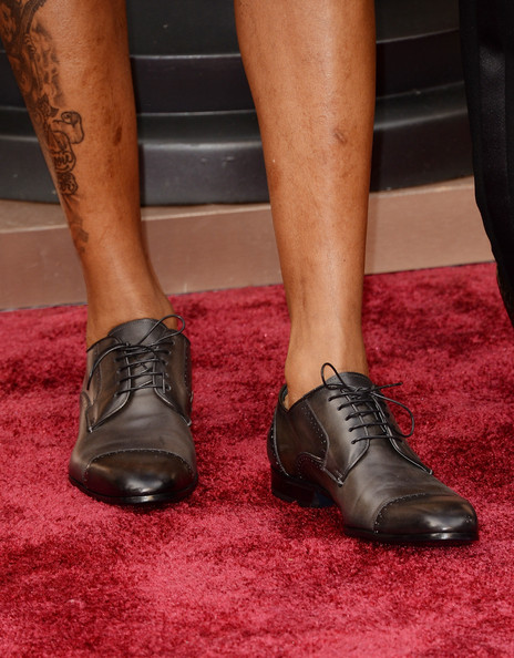 Pharrell Williams in Arrivals at the 86th Annual Academy ...