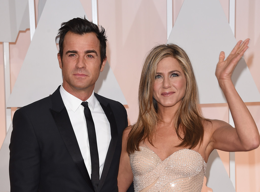 Jennifer Aniston and Justin Theroux Might Have Fooled the World