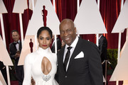 John Singleton attends the 87th Annual Academy Awards at Hollywood & Highland Center on February 22, 2015 in Hollywood, California.