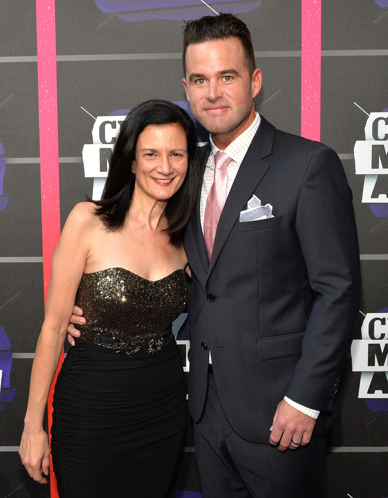 David Nail in Arrivals at the CMT Music Awards - Zimbio