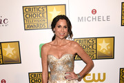 Minnie Driver - Red Carpet Glamour at the Critics' Choice Television Awards