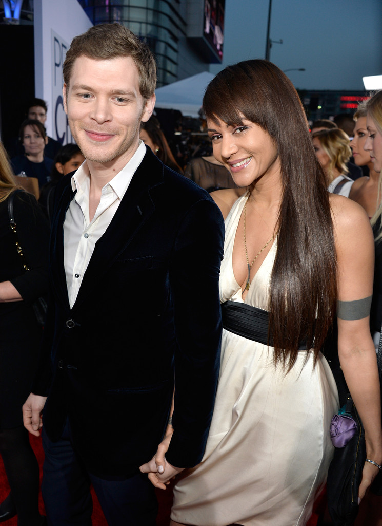 joseph morgan photos photos arrivals at the peoples