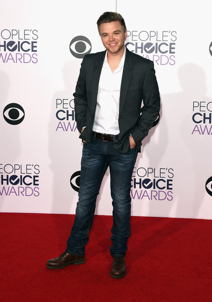 Actor Brett Davern attends The 41st Annual People's Choice Awards at