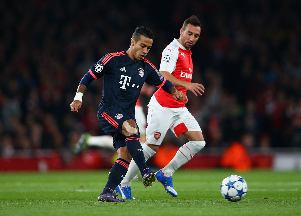 arsenal vs bayern - photo #46