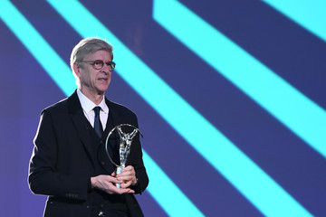 Arsene Wenger Show - 2020 Laureus World Sports Awards - Berlin