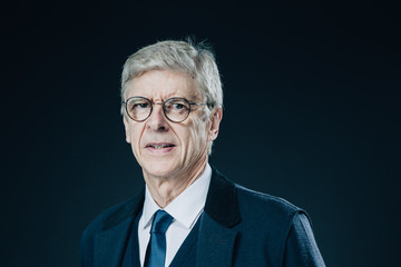 Arsene Wenger Portraits - 2020 Laureus World Sports Awards - Berlin
