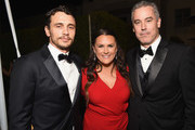 (L-R) Actor James Franco, founder, The Art of Elysium Jennifer Howell and producer Vince Jolivette attend The Art of Elysium presents Stevie Wonder's HEAVEN - Celebrating the 10th Anniversary at Red Studios on January 7, 2017 in Los Angeles, California.