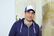 Jason Biggs attends Art Los Angeles Contemporary: Vanity Projects and A Talk with Dave Hickey on February 1, 2014 in Santa Monica, California.