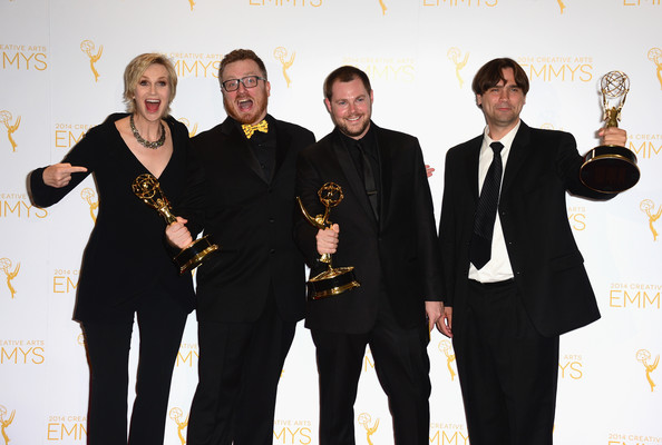 Creative Arts Emmy Awards Press Room