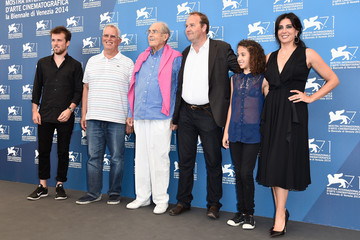 Arthur Beauvois 'La Rancon De La Gloire' Photo Call in Venice