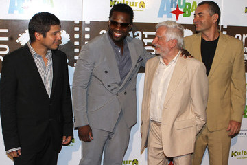 "Claudio Masenza Jonathan Vieira Aruba International Film Festival: ""Things Fall Apart"" Premiere"
