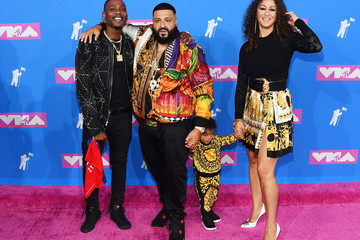 Asahd Tuck Khaled 2018 MTV Video Music Awards - Arrivals
