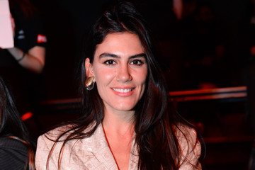 Asena Saribatur VIP Guests - Day 5 - Mercedes-Benz Fashion Week Istanbul - October 2016