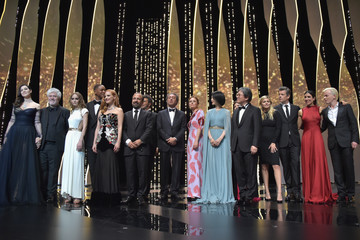 Asghar Farhadi Opening Ceremony - The 70th Annual Cannes Film Festival