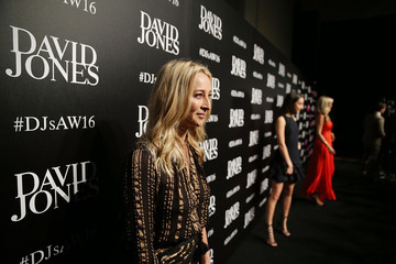 Asher Keddie David Jones Autumn/Winter 2016 Fashion Launch - Arrivals