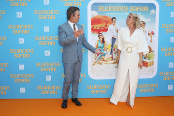 Asher Keddie 'Swinging Safari' World Premiere - Arrivals