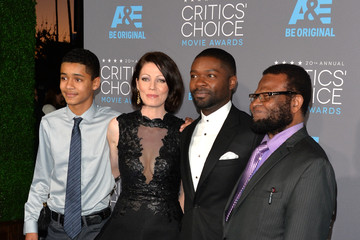 Asher Oyelowo Arrivals at the Critics' Choice Movie Awards — Part 5