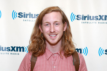 Asher Roth Celebs Stop by the Sirius XM Studios