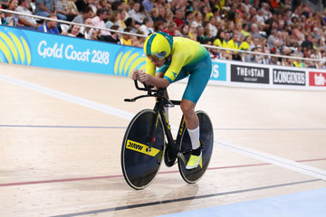 Ashlee Ankudinoff Cycling - Commonwealth Games Day 2