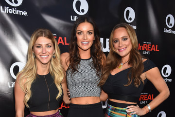 Ashlee Frazier Lifetime and Us Weekly Host 'UnREAL' Premiere Party - Red Carpet