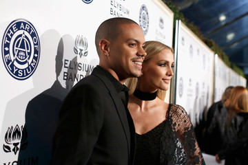Ashlee Simpson The Art of Elysium presents Stevie Wonder's HEAVEN - Celebrating the 10th Anniversary - Red Carpet