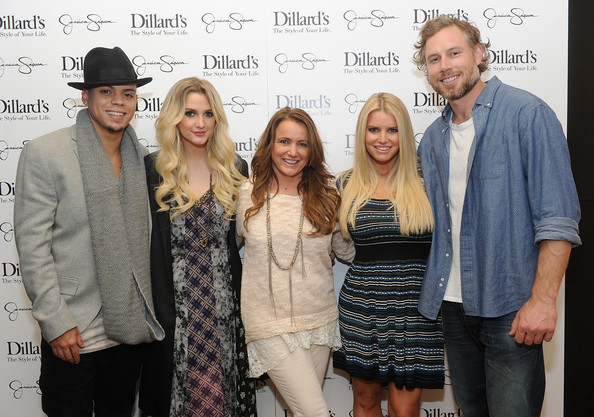 Jessica Simpson Collection Event in Dallas