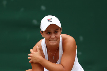 Ashleigh Barty Global Sports Pictures of the Week - July 12