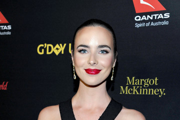 Ashleigh Brewer 2017 G'Day Black Tie Gala