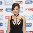 Ashleigh Butler Daily Mirror and RSPCA Animal Hero Awards - Red Carpet Arrivals