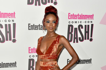 Ashleigh Murray Entertainment Weekly Comic-Con Celebration - Arrivals