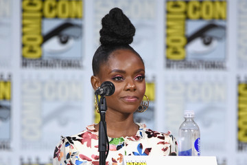 Ashleigh Murray Comic-Con International 2017 - 'Riverdale' Special Video Presentation and Q&A