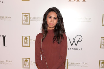 Ashley Argota A Legacy Of Changing Lives Presented By The Fulfillment Fund - Arrivals