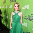 Ashley Bell L.A. Premiere Of 'The Game Changers' - Red Carpet