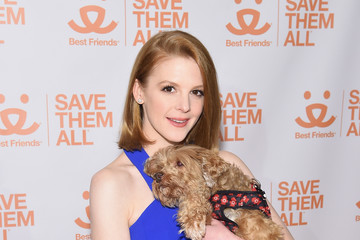 Ashley Bell 2017 Best Friends Benefit To Save Them All