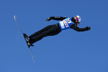 Ashley Caldwell FIS Freestyle Ski World Cup 2016/17 - Aerials