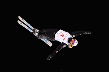 Ashley Caldwell FIS Freestyle World Cup - Previews