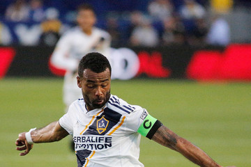 Ashley Cole Sporting Kansas City v Los Angeles Galaxy