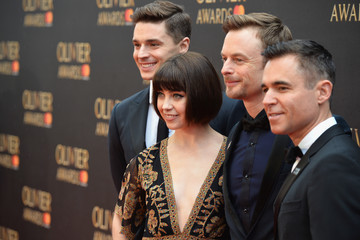 Ashley Day The Olivier Awards With Mastercard - VIP Arrivals