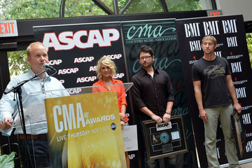 "Ashley Gorley BMI/ASCAP #1 Party For ""Good Girl"" Performed By Carrie Underwood"