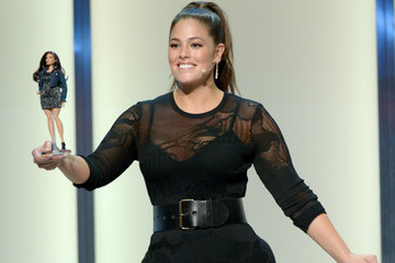Ashley Graham Glamour Women Of The Year 2016 LIVE Summit - Barbie Unveils Custom Ashley Graham Doll