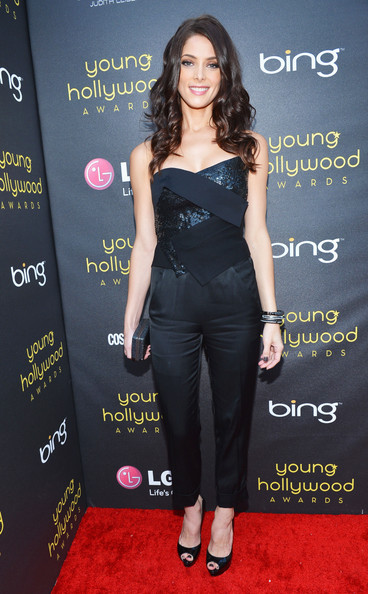 Ashley Greene - 14th Annual Young Hollywood Awards Presented By Bing - Red Carpet