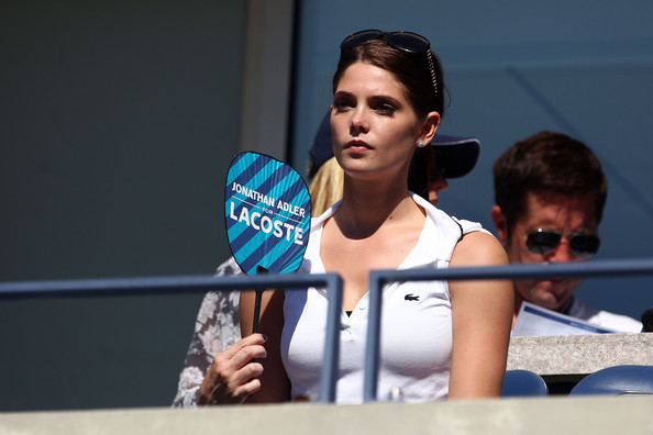 Ashley Greene Actress Ashley Greene attends Day Twelve of the 2011 US Open at the USTA Billie Jean King National Tennis Center on September 9, 2011 in the Flushing neighborhood of the Queens borough of New York City.