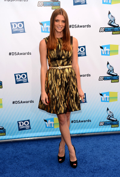 Ashley Greene - 2012 Do Something Awards - Arrivals